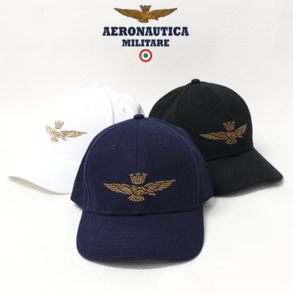 【春夏 国内正規】アエロナウティカ【AERONAUTICA】 キャップ 帽子 HA979 CT2261