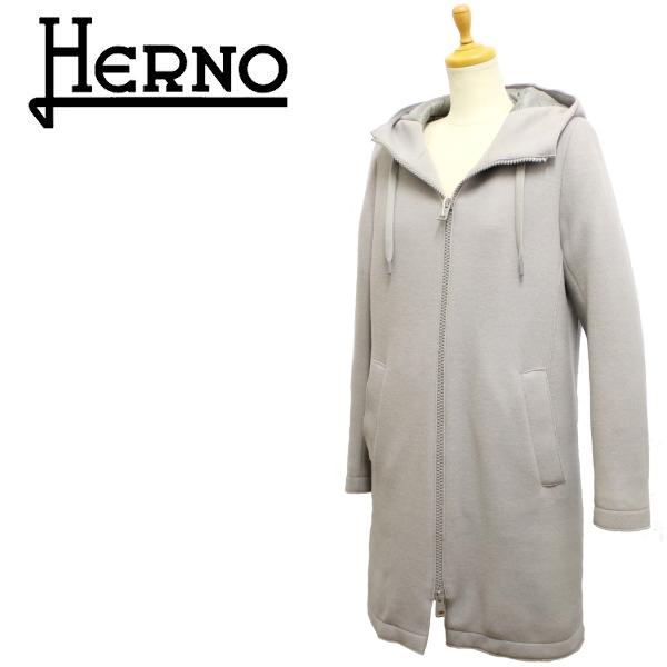 【秋冬 国内正規】ヘルノ【HERNO】【レディース】ウール中わた入りフーテッドコート PC0059D
