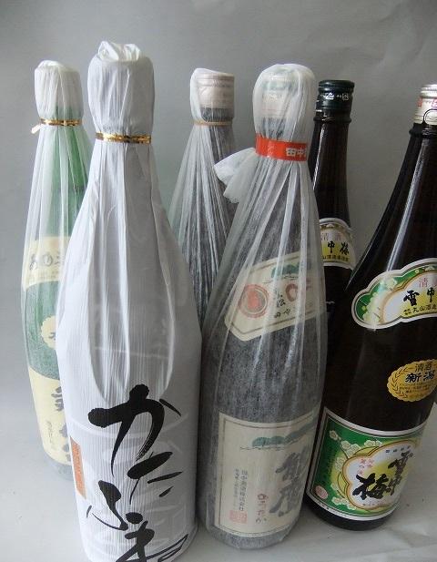 【送料込で驚きの価格!】上越日本酒6本飲み比べ6本セット 雪中梅2種類入ってます!<プラスチックケースでの発送です>※沖縄・離島は別途送料がかかります【marutaya】