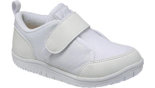 アシックス asics 即納可 送料無料 スクスク Mini TUU107 当店限定販売 上履き MINI 新品 ホワイト×ホワイト CP