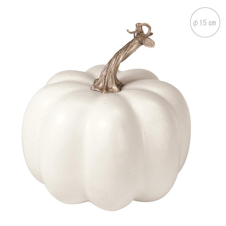 新品 ハロウィン パンプキン カボチャ オバケ 18%OFF ホワイト かぼちゃ ホワイトパンプキン 黒 オシャレ 装飾 ディスプレイ 店舗 モノトーン インテリア 造花