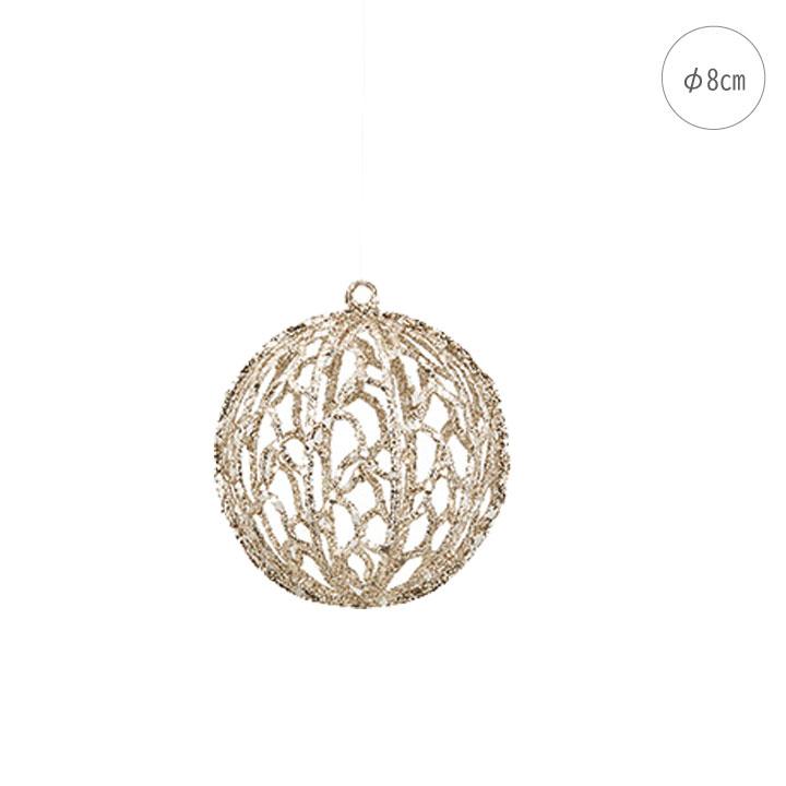 クリスマス 売却 飾り 80mmネットボールシャンパンゴールド ゴールド レッド ツリー 15 ボール 毎週更新