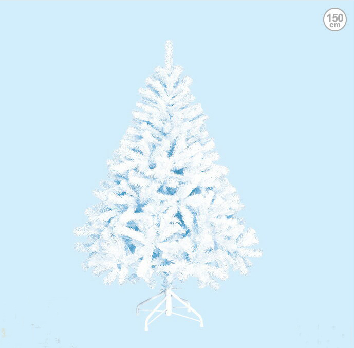 防炎 150cmホワイトパインツリー 今年の新作続々入荷(クリスマス/デコレーション/モチーフ/ディスプレイ/オーナメント/イルミネーションやクリスマスツリーで楽しく装飾・・・プレゼントに・・・