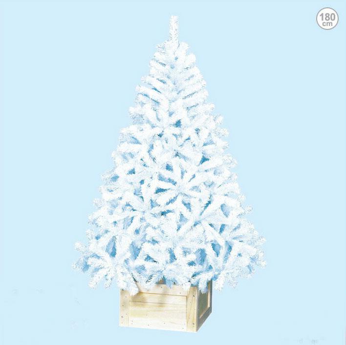防炎 型くずれしない180cmホワイトパインツリー 白いツリー(クリスマス/デコレーション/モチーフ/ディスプレイ/オーナメント/イルミネーション/ライト/プレゼント)