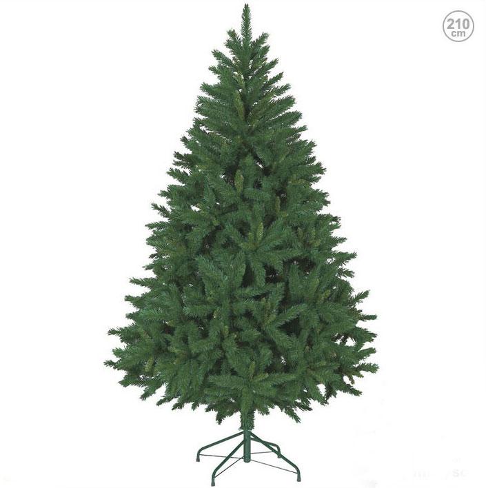 自然な感じのミックスタイプ210cmミックスパインツリー クリスマスツリー 今年の新作続々入荷 (クリスマス/デコレーション/モチーフ/ディスプレイ/オーナメント/イルミネーションやクリスマスツリーで楽しく装飾・・・プレゼントに・・・