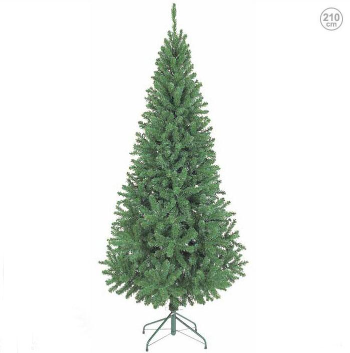 防炎 210cmスリムツリー クリスマスツリー(クリスマス/デコレーション/モチーフ/ディスプレイ/オーナメント/イルミネーションやクリスマスツリーで楽しく装飾・・・プレゼントに・・・
