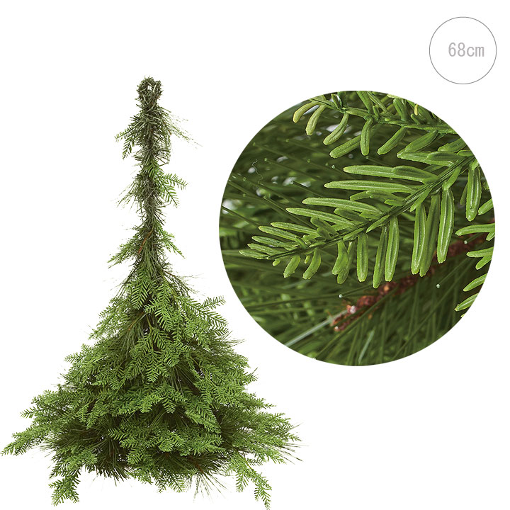 未使用 クリスマスツリー グリーンハングツリー 安い