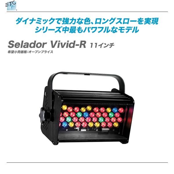 ETC(イーティーシー)LEDウォッシュライト『Selador Vivid-R 11インチ』【全国配送料無料・代引き手数料無料!】