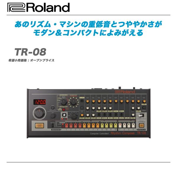 ROLAND(ローランド)ドラムマシン『TR-08』【代引き手数料無料】
