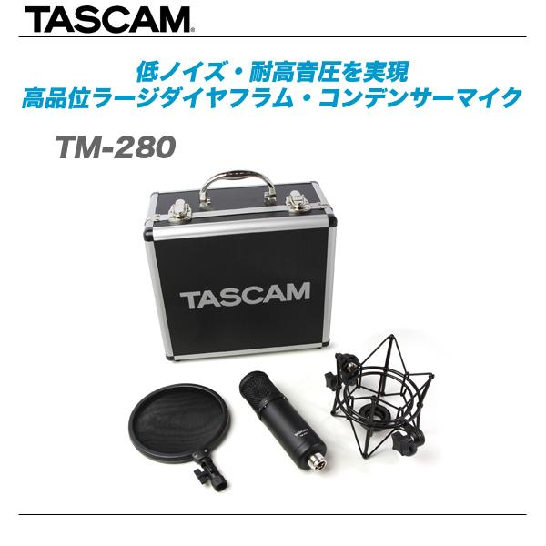 大人の上質  TASCAM(タスカム)コンデンサーマイク『TM-180』【代引き手数料無料♪】, 河内長野市:99e3dd5c --- canoncity.azurewebsites.net