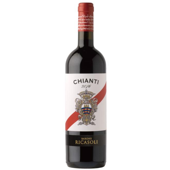 6本~送料無料 バローネ リカーゾリ キアンティ 750ml 赤ワイン イタリア ミディアム お祝い ギフト 贈り物 トスカーナ 毎日激安特売で 営業中です お中元 お礼 割引