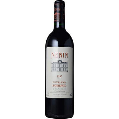 ポイント2倍!【6本~送料無料】※[1997] CHネナン 750ml 赤ワイン フランス ボルドー ポムロール