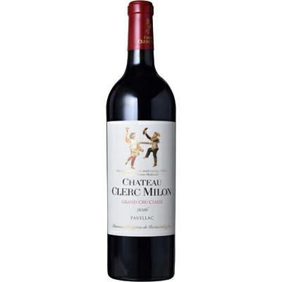 ポイント2倍!【6本~送料無料】※[2016] CHクレール ミロン 750ml 赤ワイン フランス ボルドー オー メドック ポイヤック