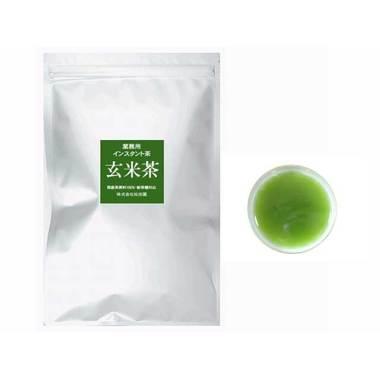 業務用インスタント茶 抹茶入玄米茶 1Kg×5