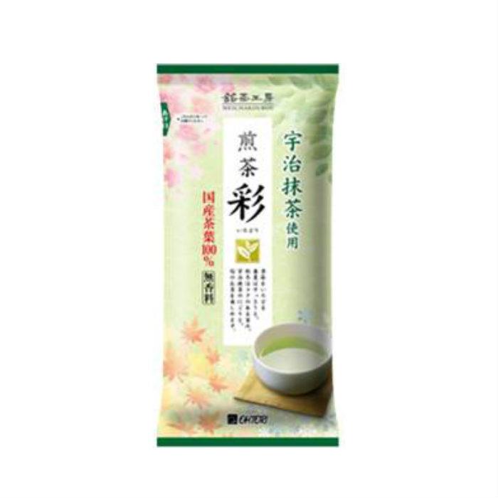給茶機用粉末煎茶「銘茶工房 彩」60g袋×20 インスタント茶 粉末茶 業務用 給茶機用 【送料無料】