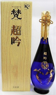 日本酒 『梵 超吟 純米大吟醸 』 氷温5年熟成【加藤吉平商店】【クール便指定】