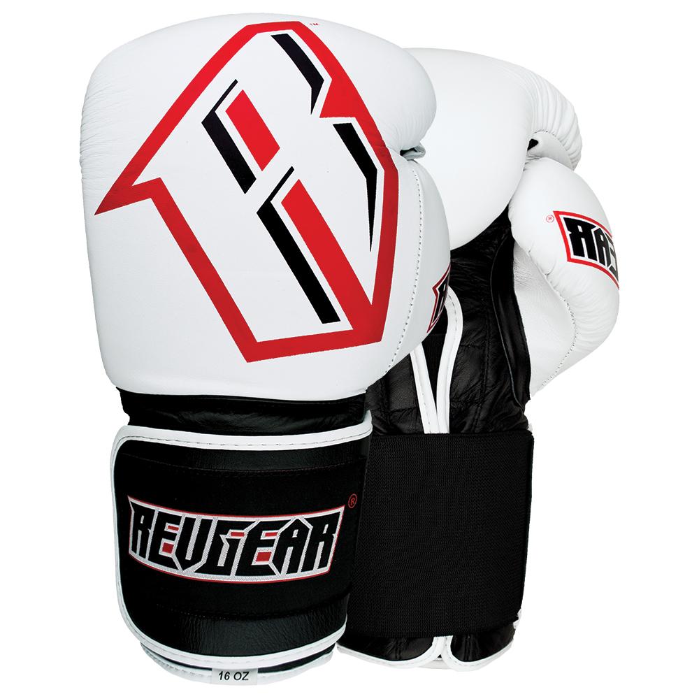 総合格闘技グローブ ■REVGEAR[レヴギアー] S3 センチネル プロ・ボクシンググローブ(白) / 格闘技 ボクシング キックボクシング ブラジリアン柔術 MMA UFC スパーリング パンチ