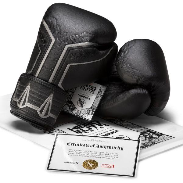 【送料無料】【限定品】 HAYABUSA[ハヤブサ] MARVEL ブラックパンサー・ボクシンググローブ/ BlackPanther マーベル
