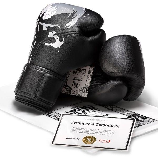 【送料無料】【限定品】 HAYABUSA[ハヤブサ] MARVEL パニッシャー・ボクシンググローブ/ Punisher マーベル