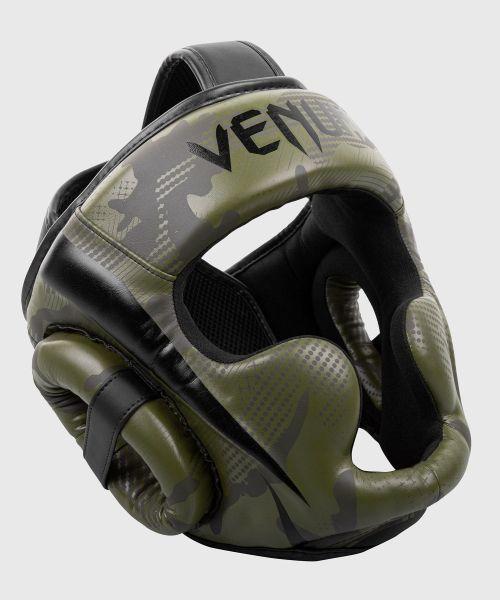 VENUM[ヴェヌム] ヘッドギア Elite エリート (カーキカモ) / MMA ボクシング キックボクシング ブラジリアン柔術 /ファイトギア ヘッドガード 防具 ヴェナム ヴェノム ベノム ベナム