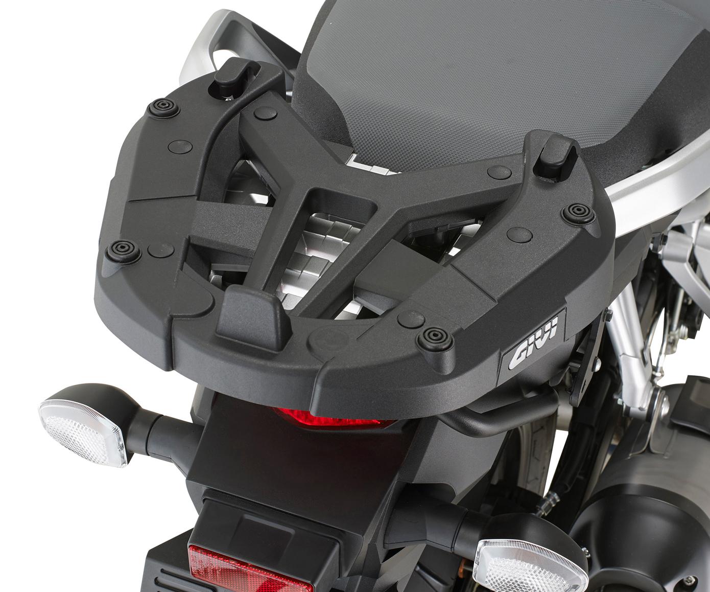 バイク トップケース GIVI モノキープレート用 リアラック スズキ DL 650 / 1000 V-Strom 2017-