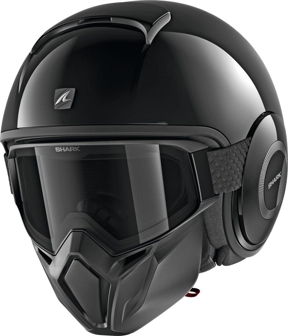 バイク ヘルメット ストリートドラク ブラック