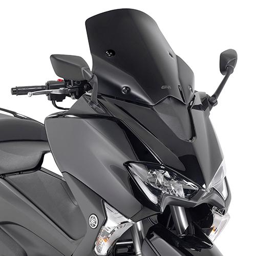 【バイク スクリーン】ヤマハ T-Max530 2015- GIVI社製 スポーツバイザー