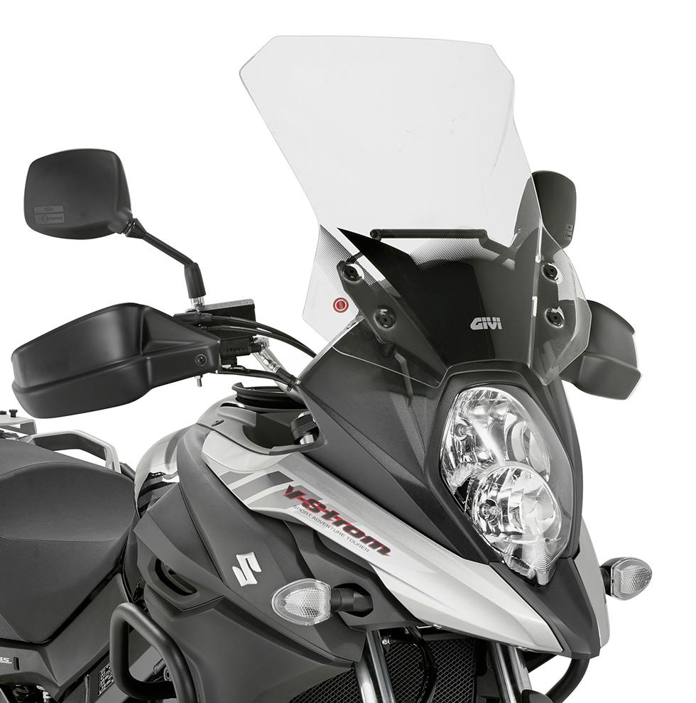 【バイク スクリーン】スズキ DL 650 V-Strom 17- GIVI ラージ スクリーン