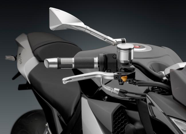 【バイク ブレーキ】RIZOMA リゾマビレット リザーブタンク CB1000R/Z1000 2010-ブレーキマスター専用