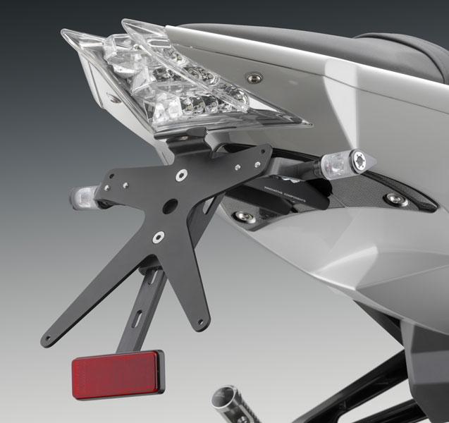 【バイク フェンダーレス】RIZOMA リゾマフェンダーレス・キットS1000RR 09- / S1000R