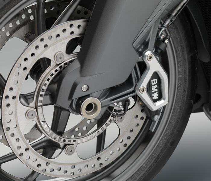 【バイク ブレーキ】RIZOMA リゾマキャリパー・ガードF800R 09- 在庫限り