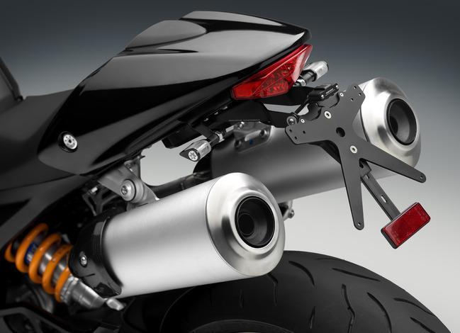 【バイク フェンダーレス】RIZOMA リゾマフェンダーレスキットMonster モンスター1100/1100S/1100EVO/796