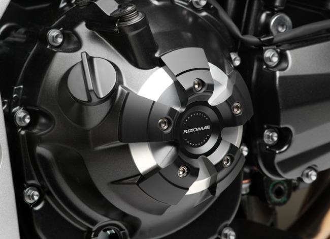 バイク スライダー在庫限RIZOMA リゾマ エンジン・スライダー 左右セットZ1000 07-09
