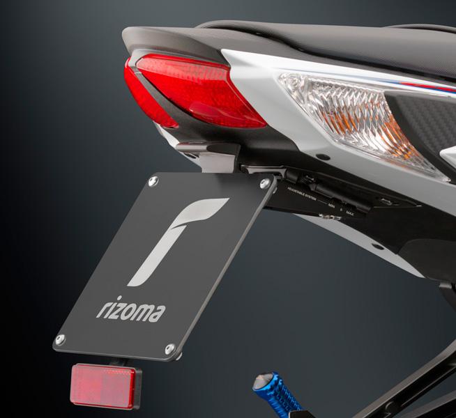 【バイク フェンダーレス】RIZOMA リゾマフェンダーレス・キットGSX-R600/750 11-