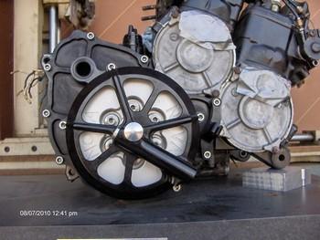 バイク ミッションパーツ ノバ・レーシング・トランスミッション RG500 / 400 ガンマ 乾式クラッチキット