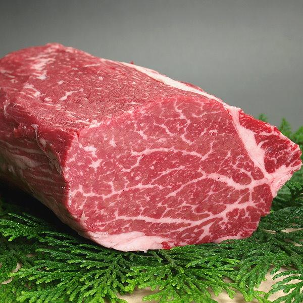 国産 牛ヒレブロック かたまり肉1kg/ステーキ ローストビーフ 焼き肉 焼肉 BBQ バーベキューに当店厳選の旨い牛(F1交雑種)のヒレ肉【冷蔵】