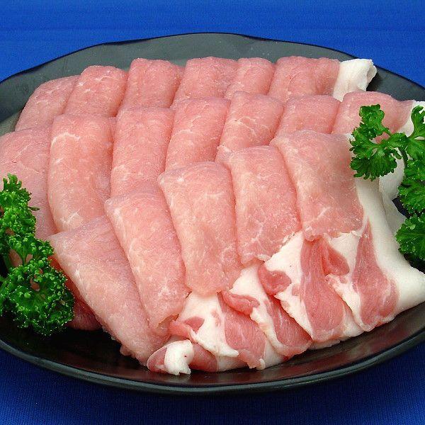 新作 大人気 サヌキ畜産フーズこだわりブランドの豚肉 国産豚肉 ローススライス しゃぶしゃぶ 鍋物用 しょうが焼きなどに500g☆おいしい香川県産の豚肉 讃玄豚 激安☆超特価