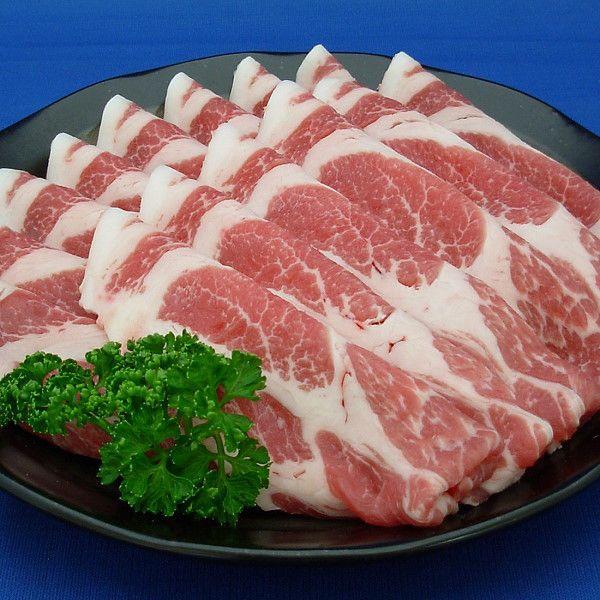 サヌキ畜産フーズこだわりブランドの豚肉 公式サイト 国産豚肉 肩ローススライス しゃぶしゃぶ 鍋物用 しょうが焼きなどに500g☆おいしい香川県産の豚肉 讃玄豚 <セール&特集>