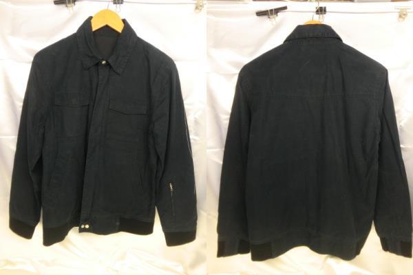 SOPHNET. ソフネット ミリタリージャケット サイズL ブラック 黒 日本製 メンズ SOPH-89070【中古】