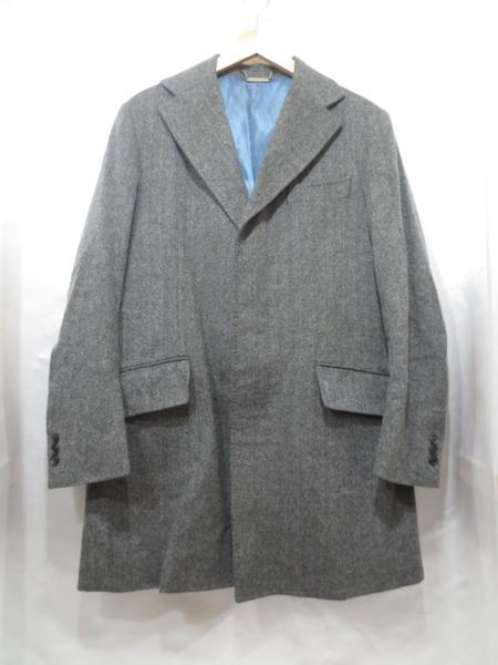 【中古】ジュンコシマダ JUNKO SHIMADA JS homme カシミア コート Size M