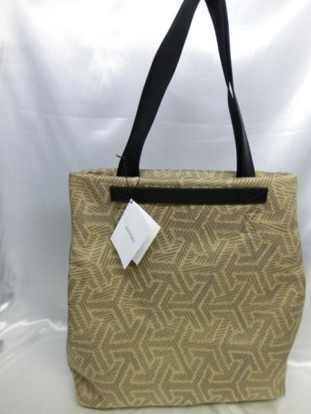 MISMO ミスモ トートバッグ タグ付き美品 保存袋付き【中古】