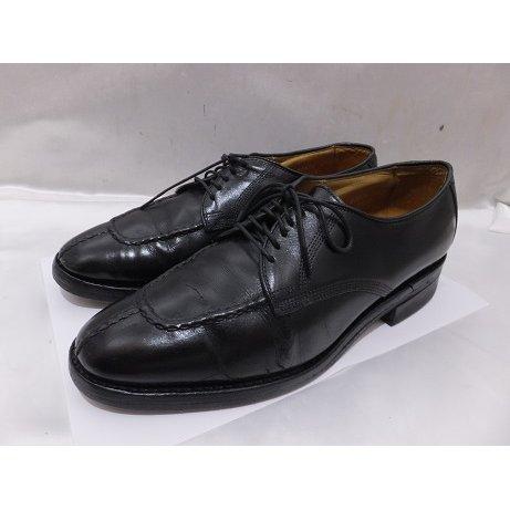 ALLEN EDMONDS アレンエドモンズ 1304 dellwood Uチップ 革靴 サイズ7 ブラック