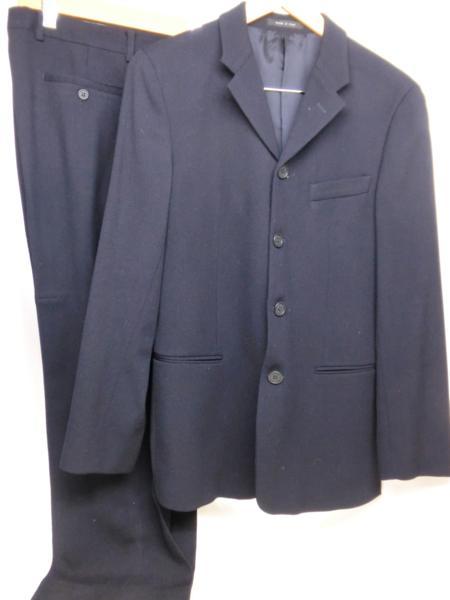 EMPORIO ARMANI セットアップスーツ エンポリオ・アルマーニ 4Bジャケット 46 Italy製 メンズ【中古】
