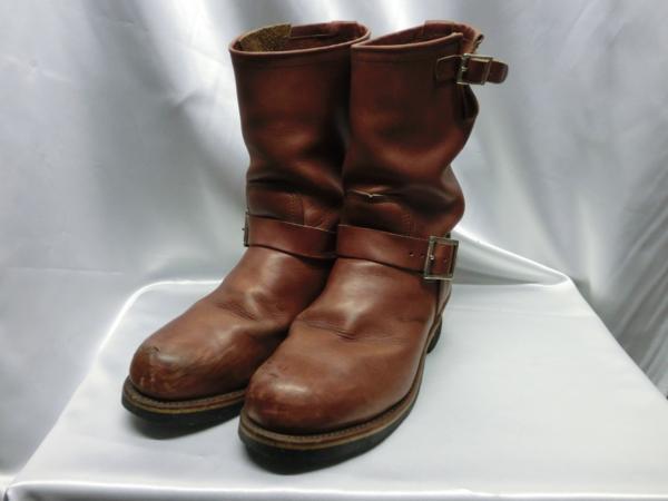 REDWING レッドウィング 8271 エンジニア Size7 1/2D ASTM表記 メンズ ブーツ 【中古】