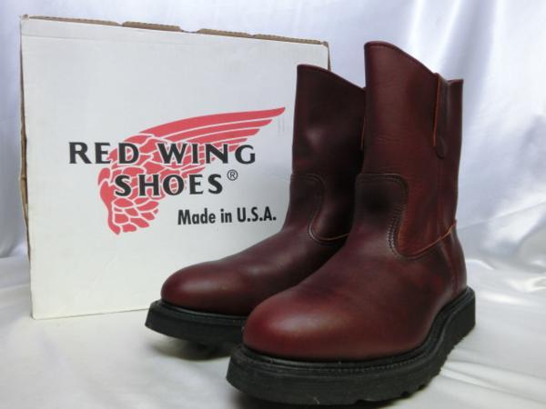 REDWING レッドウィング 2274 ペコスブーツ 8EE ほぼ未使用品 PT91 箱付き VIBRAMソール メンズ 【中古】
