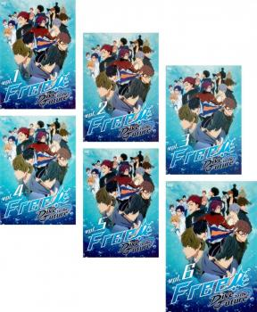Free! Dive to the Future 6枚セット 第0話~第12話 最終【全巻セット アニメ 中古 DVD】送料無料 レンタル落ち