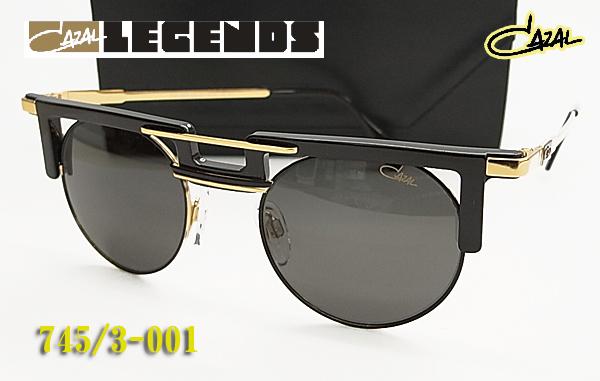 LEGENDS 644-001 サングラス ラウンド (丸眼鏡) カザール (度入り対応/フィット調整対応/送料無料!【smtb-KD】 【CAZAL】