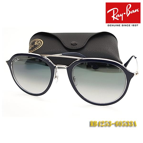 【Ray-Ban】レイバン サングラス RB4253-60533A(フィット調整対応 送料無料!
