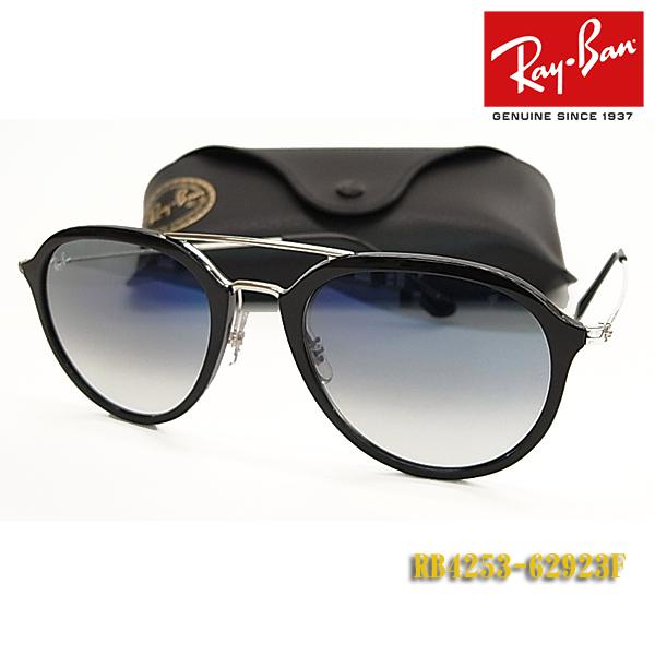 【Ray-Ban】レイバン サングラス RB4253-62923F(度入り対応/フィット調整対応 送料無料!