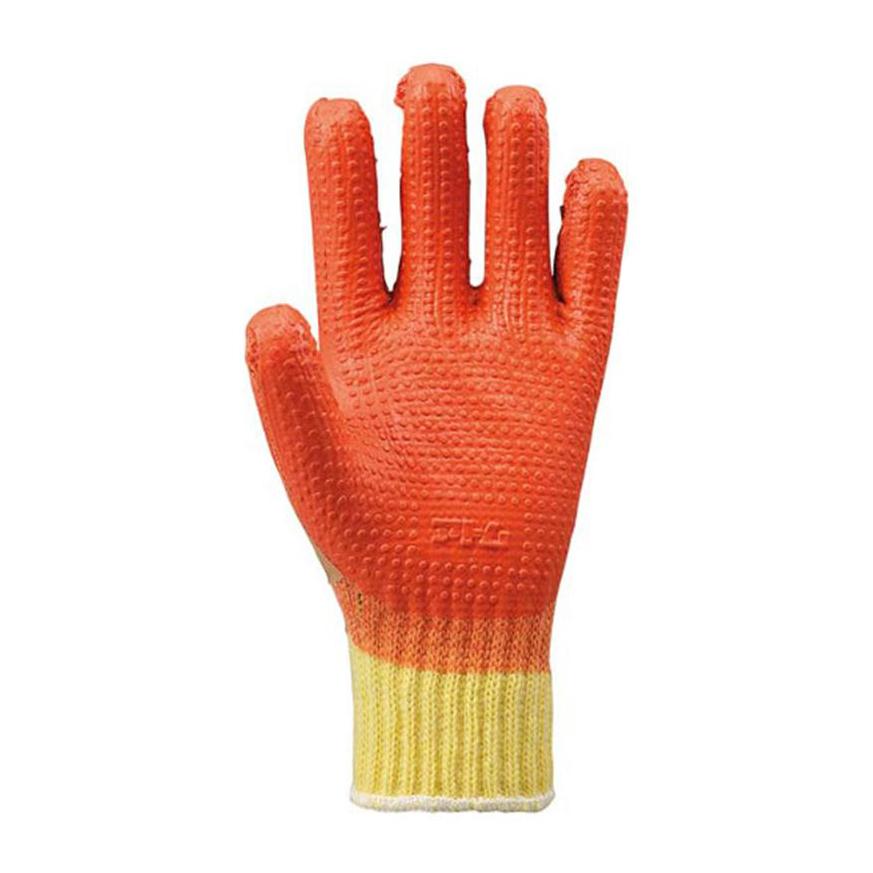作業手袋 123 人気ショップが最安値挑戦 ガッツ 秀逸 ゴム張り アトム